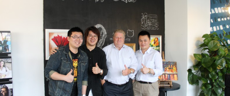 Clements Marketing MD Leads the Way for Marketing Brewers in China.