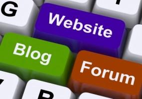 Website, Blog